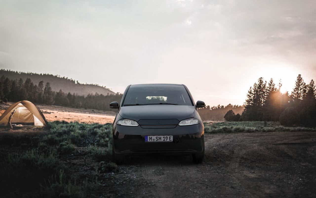 Sion: Produktionsstart für Solarauto erst 2021