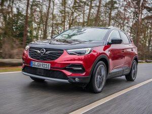 """Opel Grandland X Hybrid4: Der """"Teilzeit-Stromer"""""""
