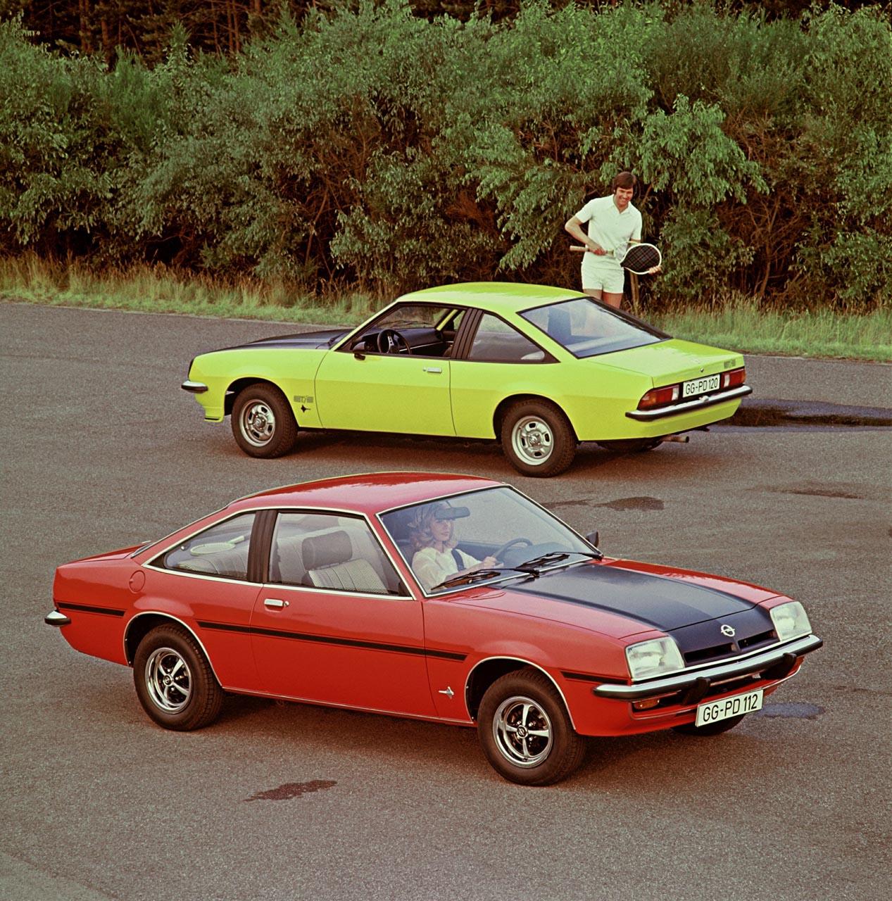 Tradition: 50 Jahre Opel Manta – Erst schneller Schick, dann schriller Kult