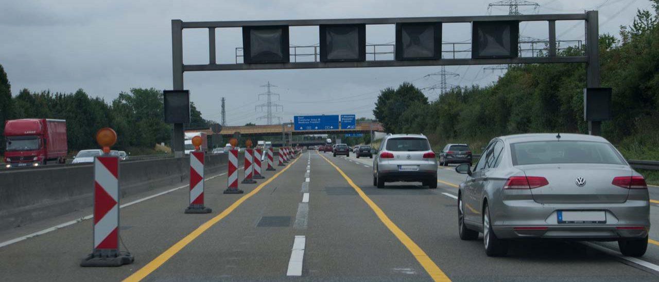 Autobahnsperrungen Nrw