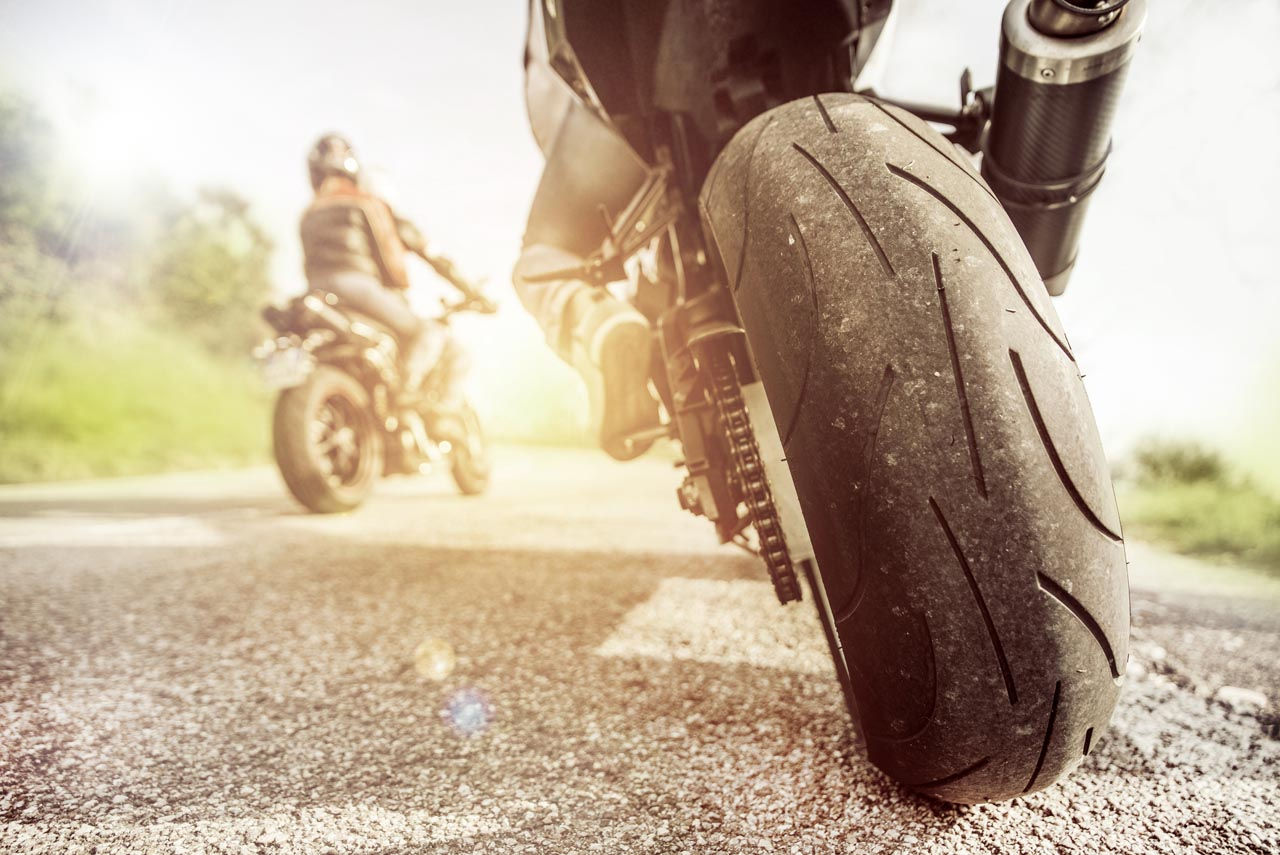 Motorradsicherheit: Crash im Dienst der Wissenschaft