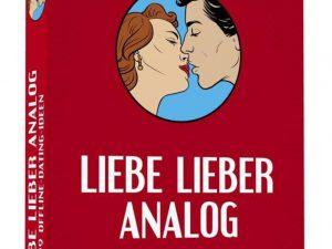 Buchtipp – Dreesbach: Liebe lieber analog