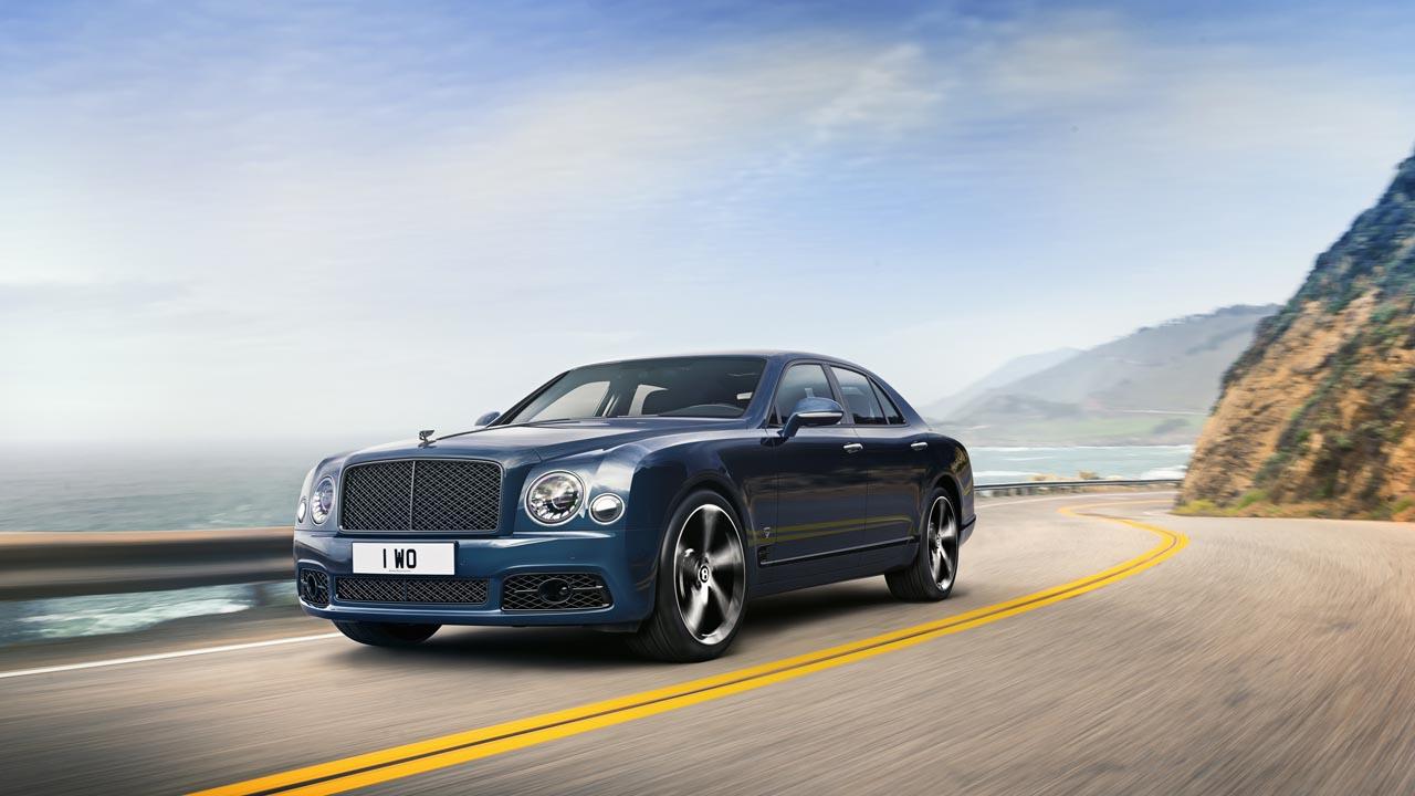 Bentley Mulsanne: 30 Sonder-Exemplare zum Abschied