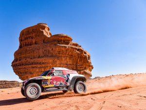 Dakar 2020: Die Abtast-Phase der Favoriten