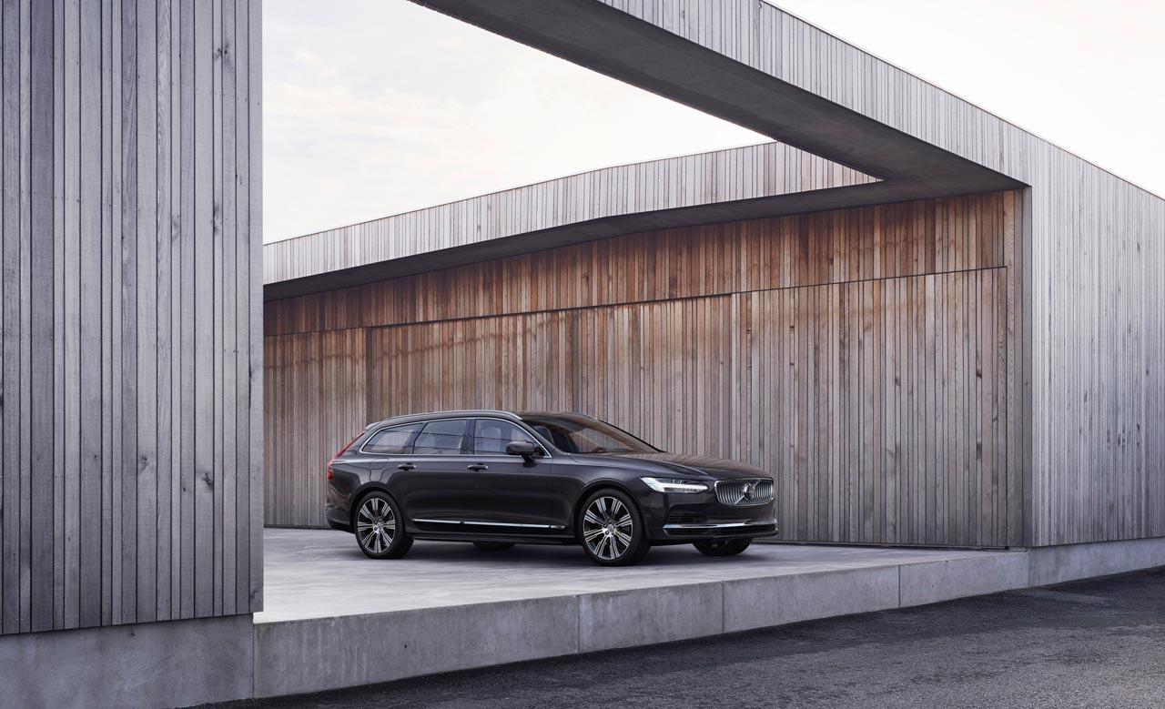 Volvo: Mild Hybrid jetzt in allen Modellreihen vertreten