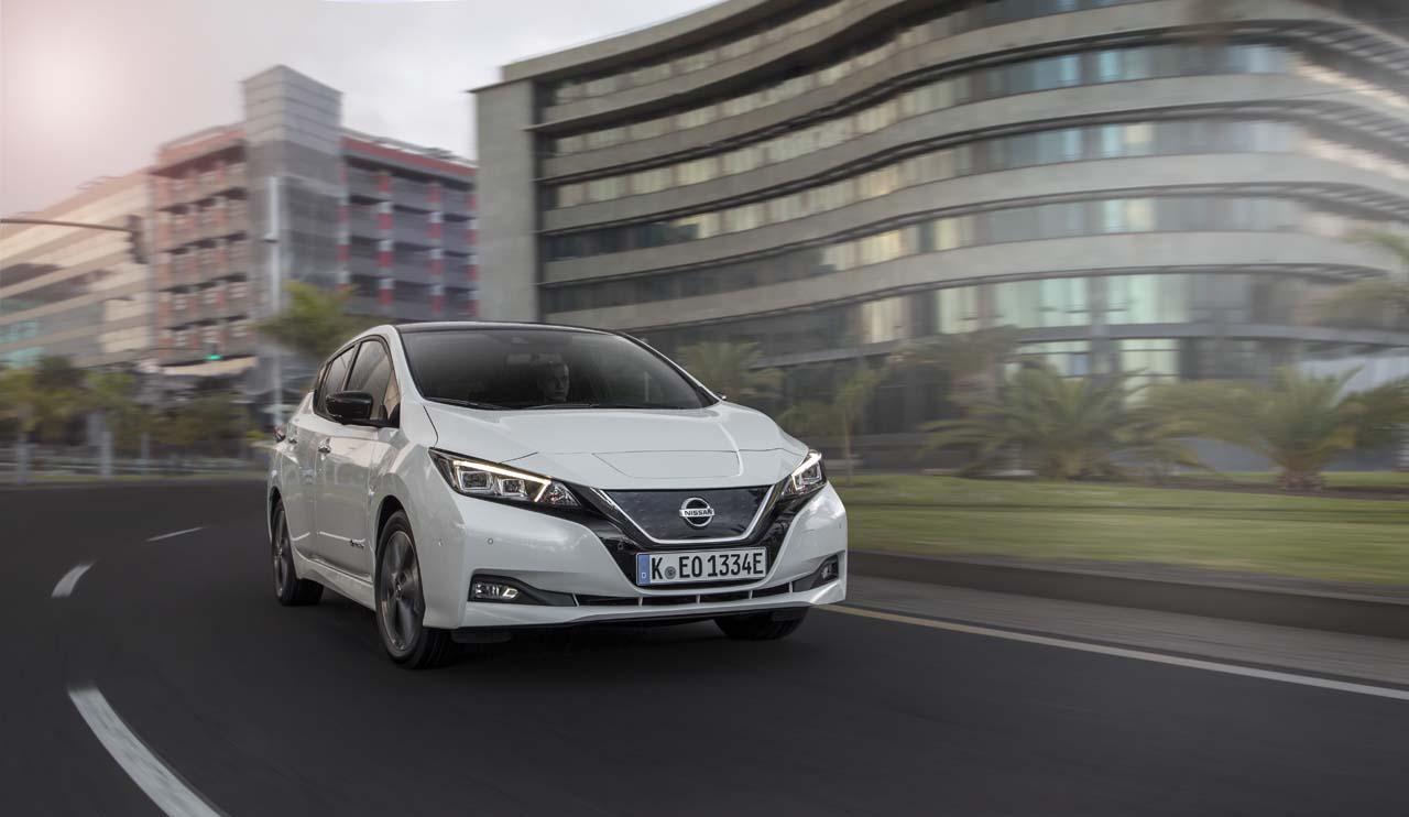 Elektromobilität: Nissan stockt staatliche Förderung für LEAF auf