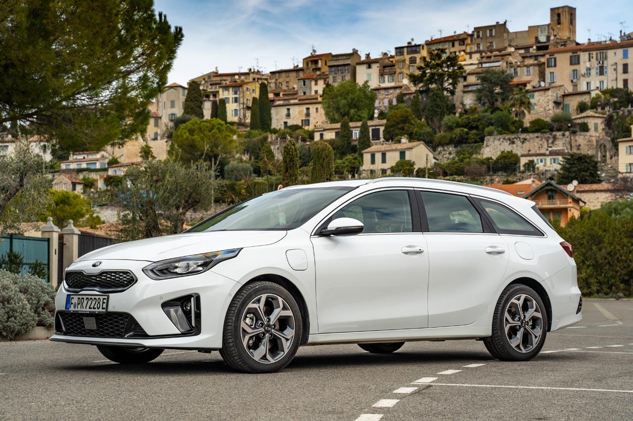 KIA: Ceed Sportswagon jetzt als Plug-in-Hybrid