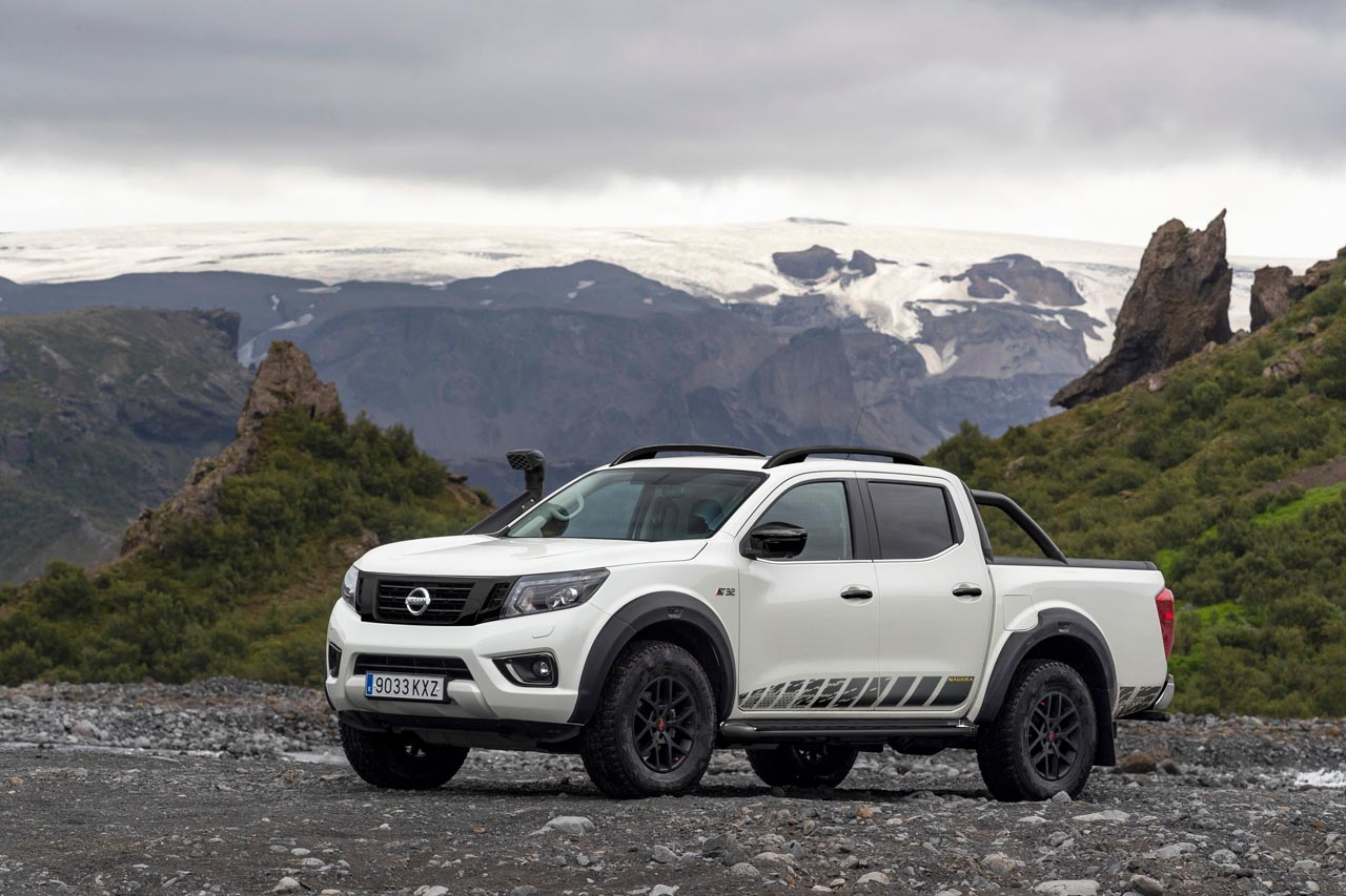 Nissan Navara AT32: Maßnahmenpaket von Arctic Trucks