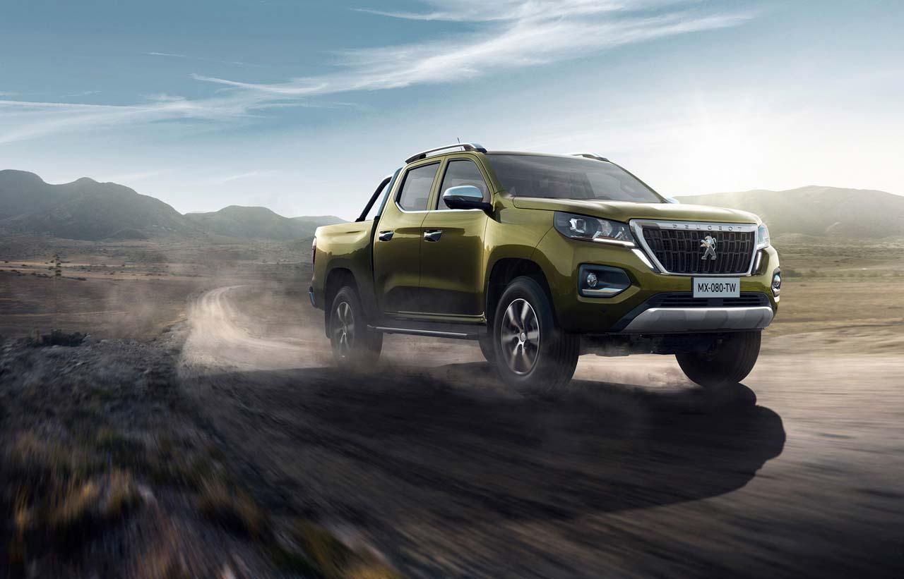 Peugeot-Pick-up Landtrek: Fortsetzung einer Tradition