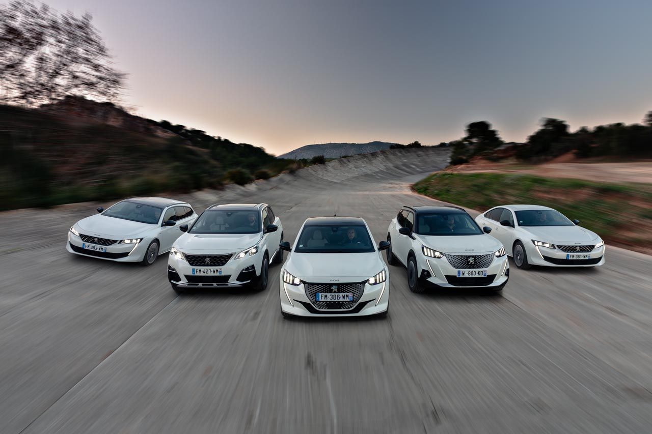 Peugeot: Handbücher künftig digital