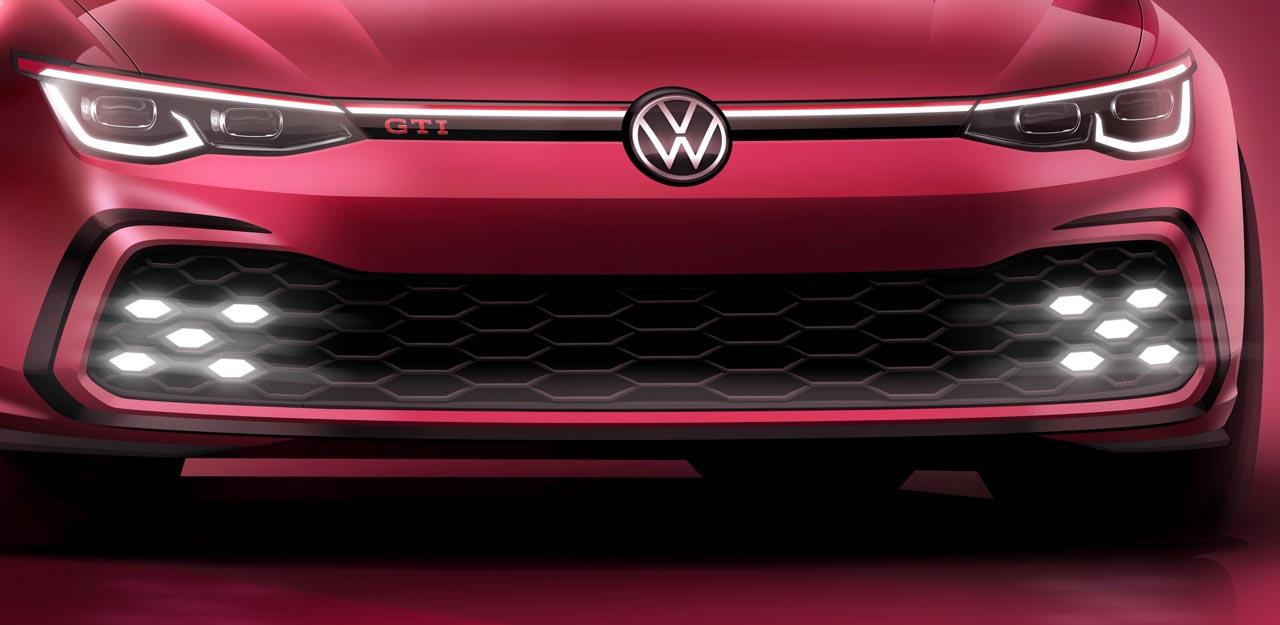 VW: Erste Infos zum neuen Golf GTI
