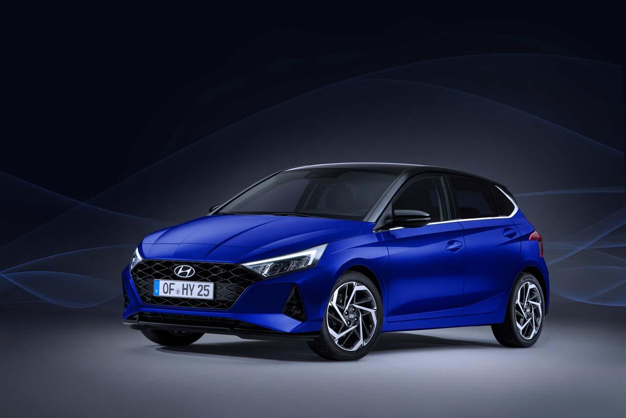 Hyundai: Neuer i20 mit Spritspar-Kupplung
