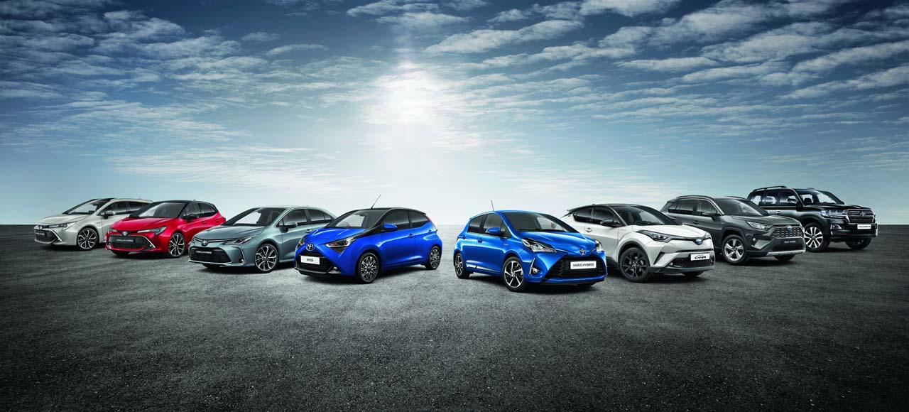 Toyota: 50 Jahre in Deutschland