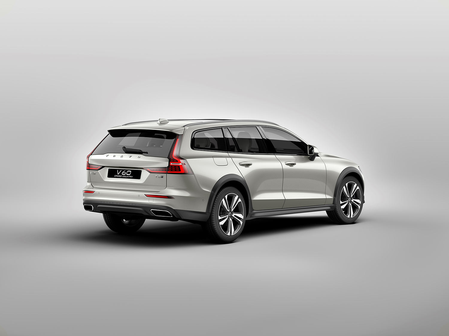 2020 Volvo V60 Cross Country Concept