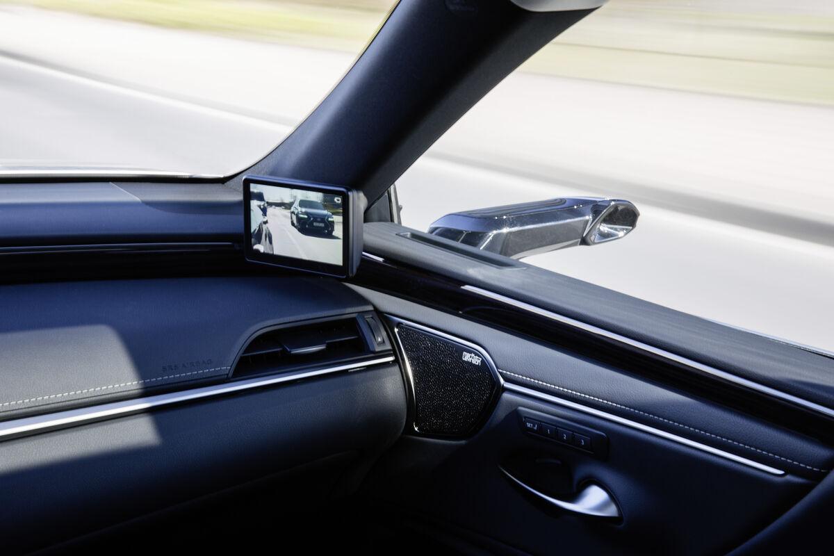 Lexus ES 300: Kameras statt Außenspiegel