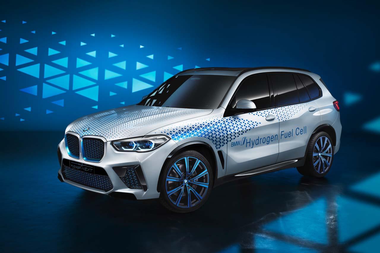 BMW i Hydrogen Next: Wasserstoff-Hochleistungsmodell