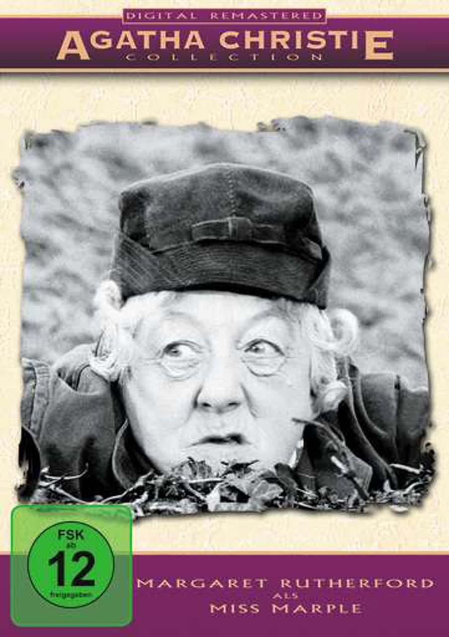 Film-Tipp: Agatha Christie – Margaret Rutherford als Miss Marple (DVD-Box)