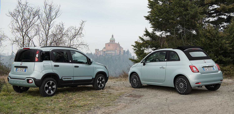 Fiat-Hybride: Einführungsmodelle mit Umwelt-Aktion