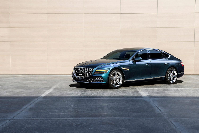 Genesis G80: Tuchfühlung zur automobilen Oberklasse