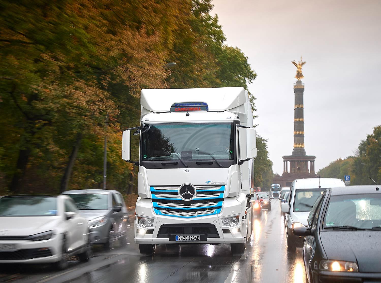 Elektro-Lkw: 700 Strom-Trucks in Europa