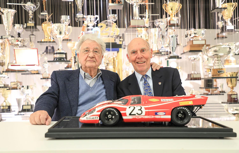 Richard Attwood wird 80: Le Mans-Sieg als Karriere-Höhepunkt