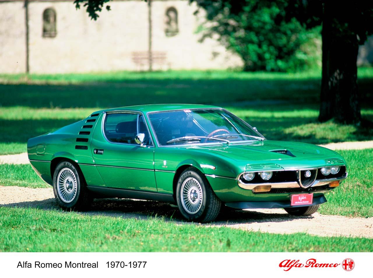 50 Jahre Alfa Romeo Montreal: Gandinis Traumwagen