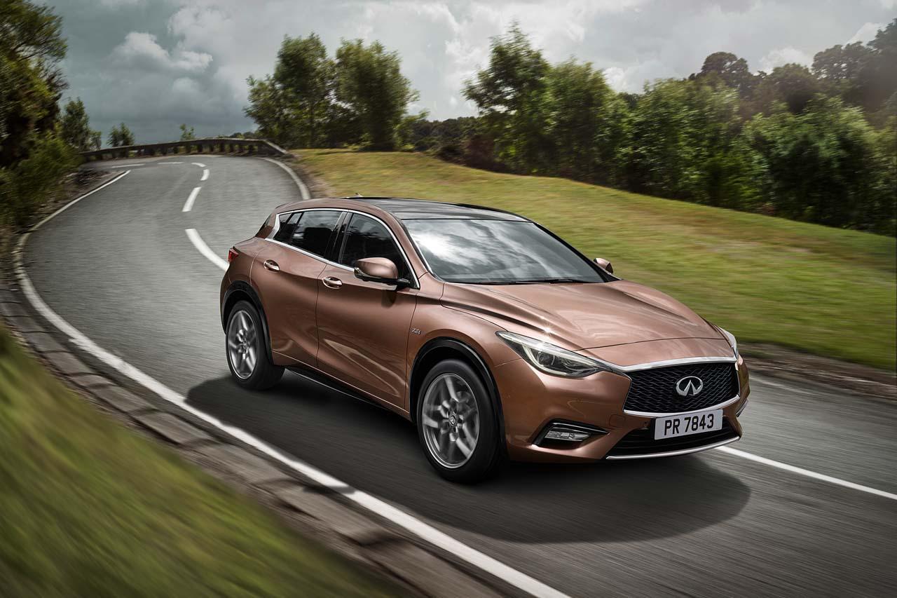 Infiniti: Nissan-Service für Kunden nach Rückzug der Marke