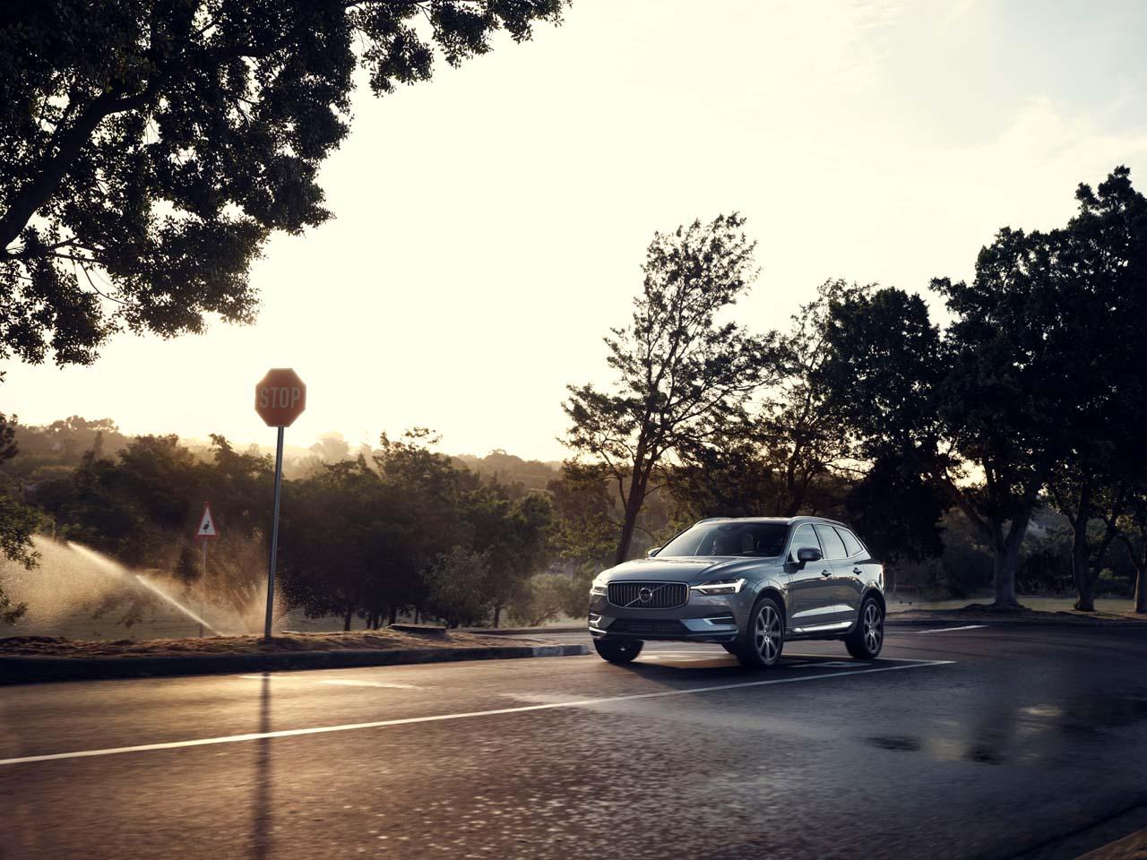 Volvo: Verbesserte Luftqualität im Innenraum