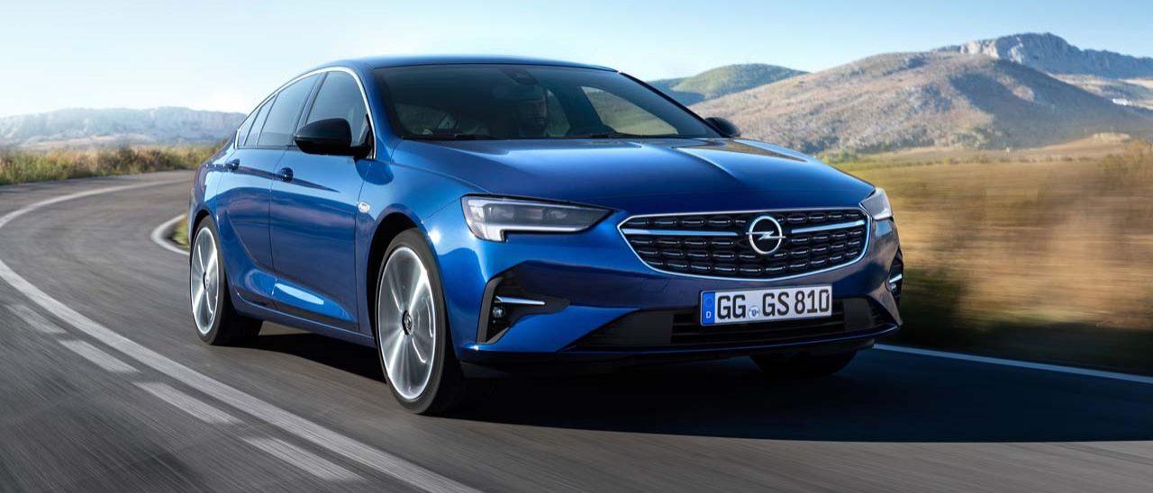 Opel Insignia 2021: Neuerungen – vor allem unterm Blech ...