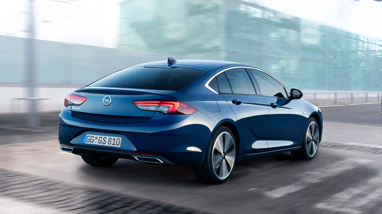 2021 New Opel Insignia Performance