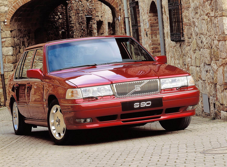 Volvo: 30 Jahre 900er