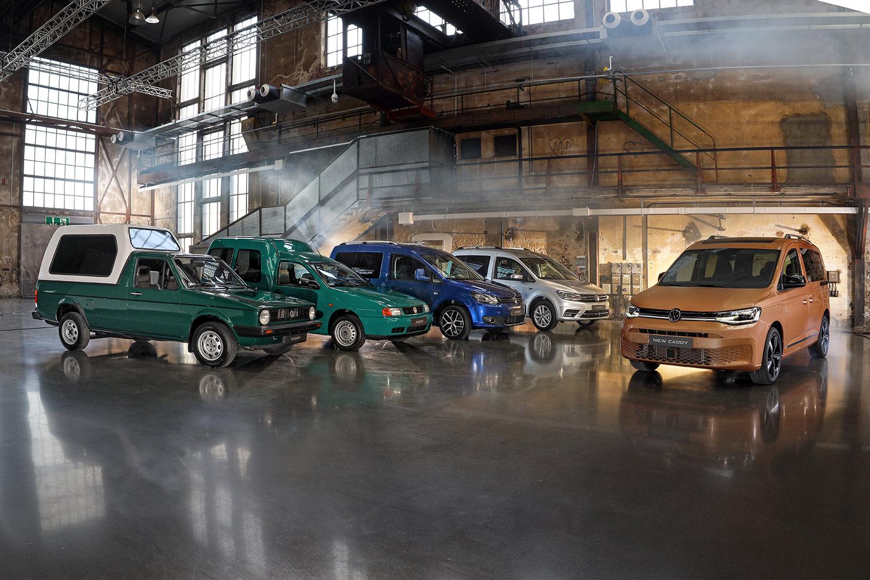 VW Caddy 5. Generation: Der Caddy wird cool