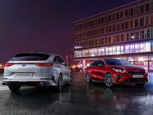 Kia ProCeed: Coupé-Kombi oder Kombi-Coupé?