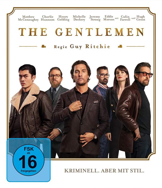 Film-Tipp: The Gentlemen