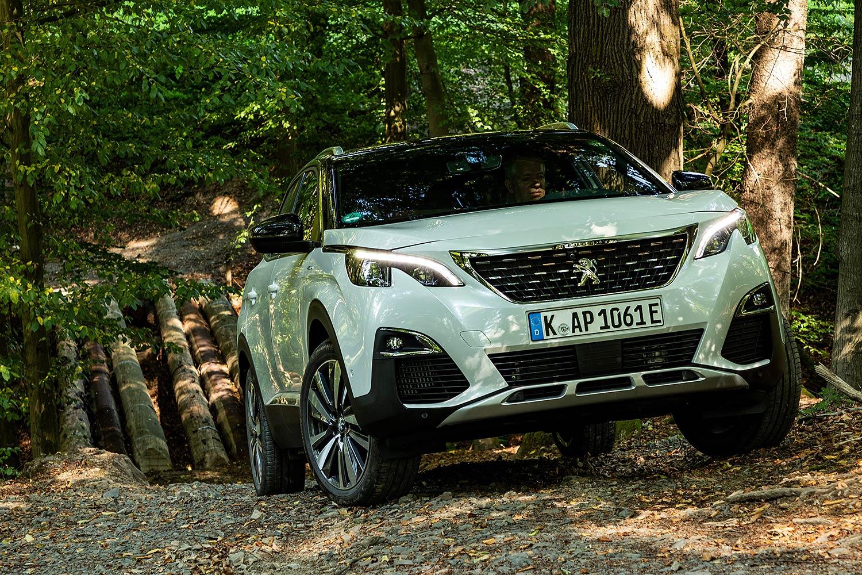 Peugeot 3008 Plug-in-Hybrid: Mit Front- oder Allradantrieb
