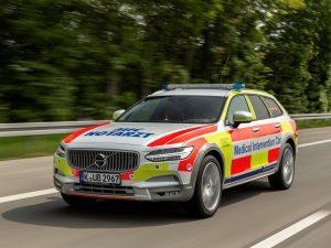 """Volvo: """"Medical Intervention Car"""" wird erweitert"""