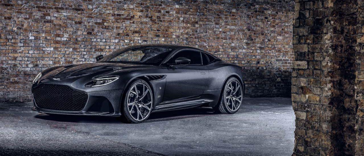 Aston Martin Sondermodelle Zum Neuen 007 Streifen Küs Newsroom