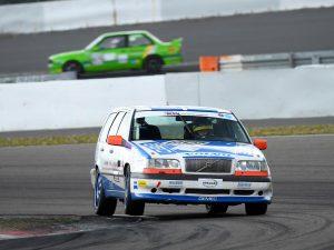 Volvo 850: Power beim AvD-Oldtimer Grand Prix