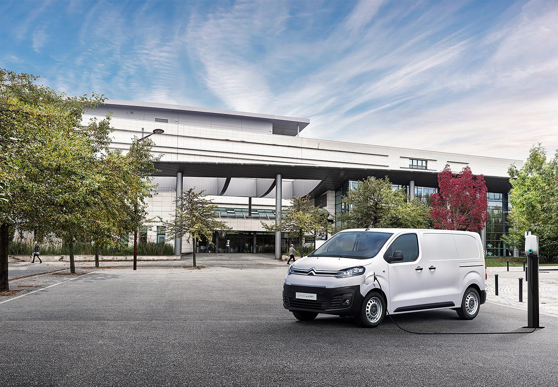 Citroën: e-Jumpy kommt im Oktober – jetzt bestellbar