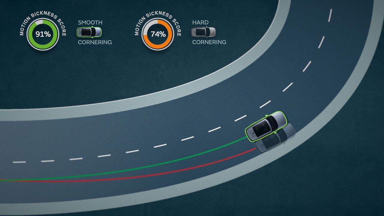 Jaguar Land Rover: Gegen die Reiseübelkeit