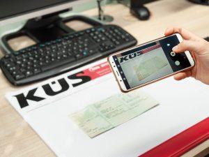 KÜS DATA: Fahrzeugschein digital – zuverlässiger, schneller und sicherer als der Mensch