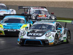 KÜS Team 75 Bernhard beim ADAC GT Masters in Hockenheim