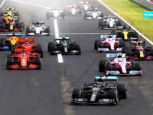 Nürburgring: Formel 1 vor Zuschauern