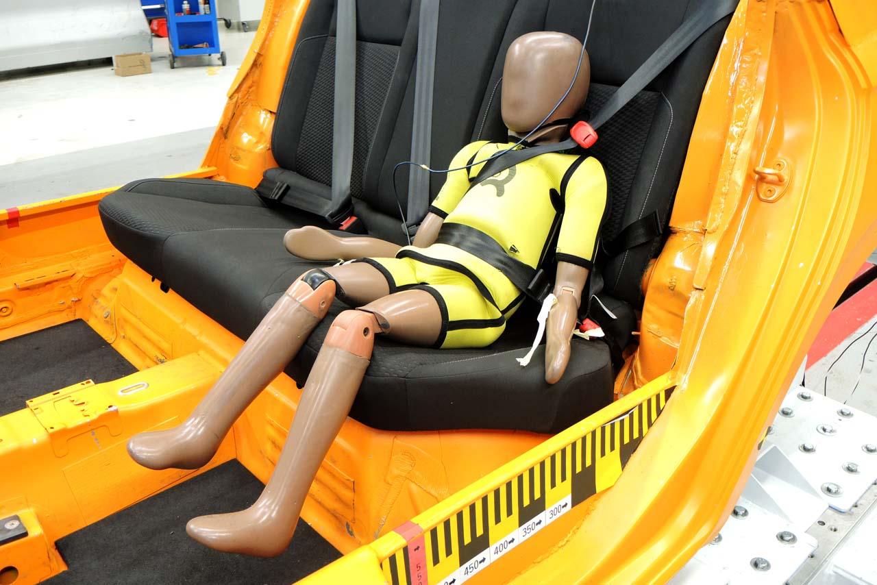 Kinder-Gurt im Crashtest: Gefährliche Alternative