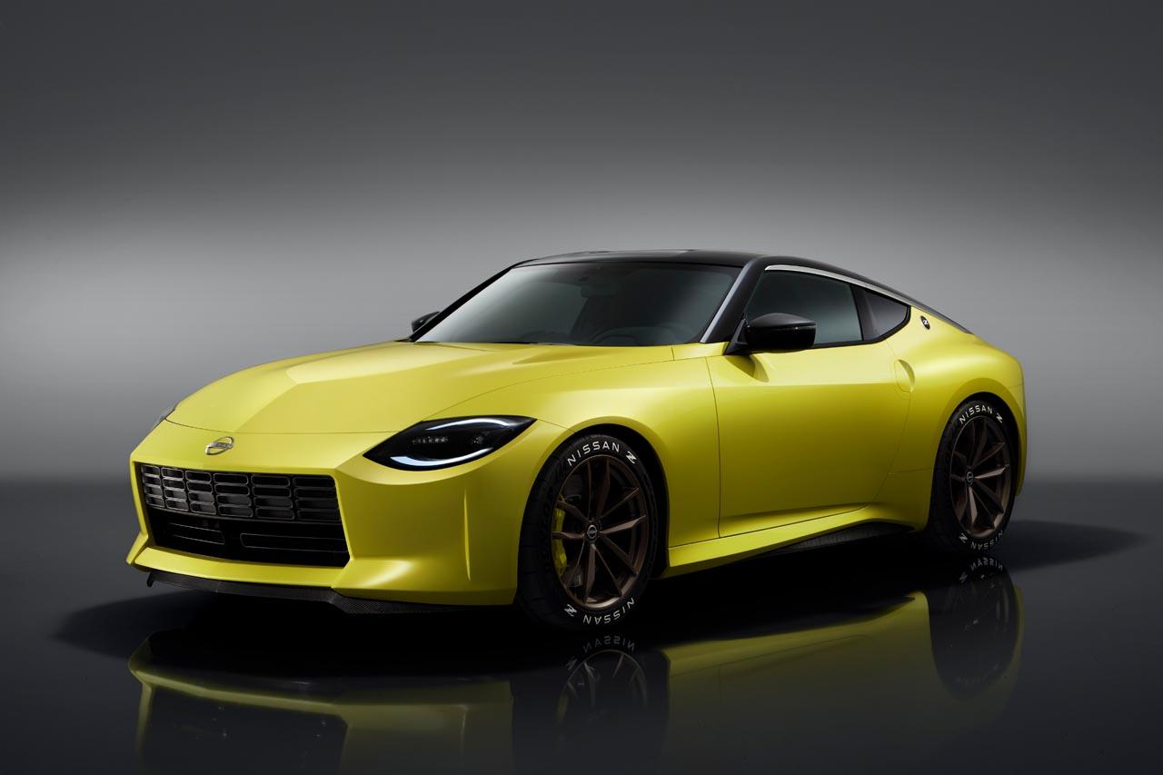 Nissan 400Z: Neues Gesicht in der Menge