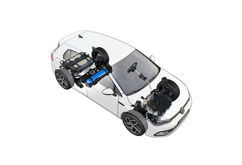 VW Golf: Wieder mit Erdgas-Antrieb