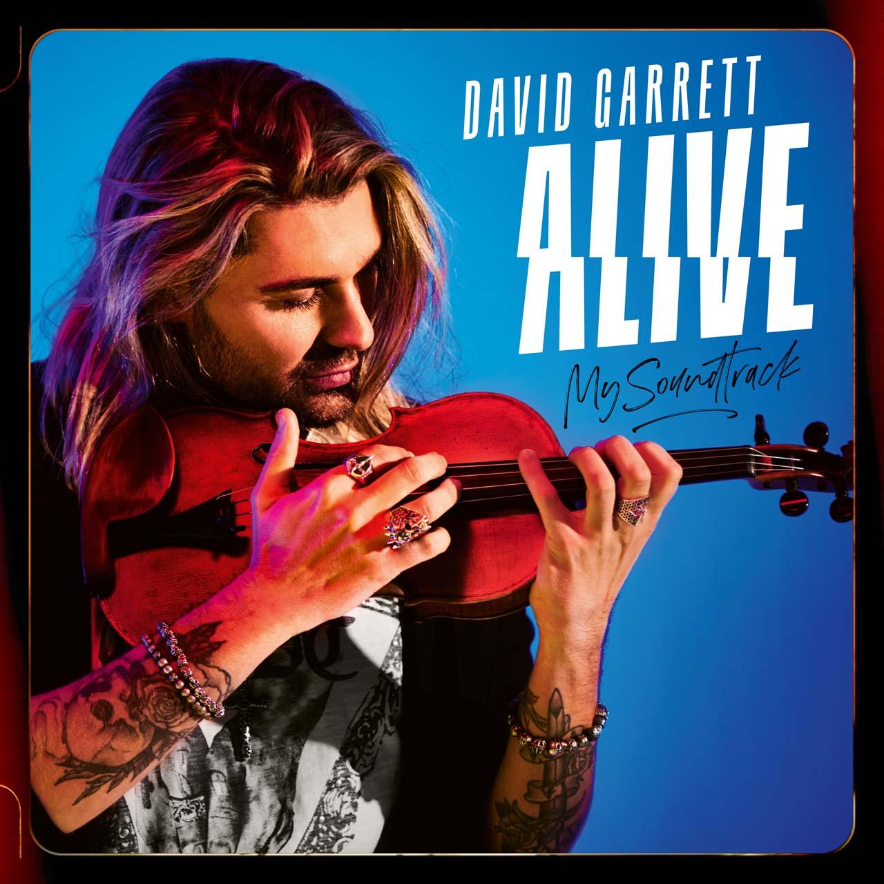 Musik-Tipp – Garrett: Alive – My Soundtrack