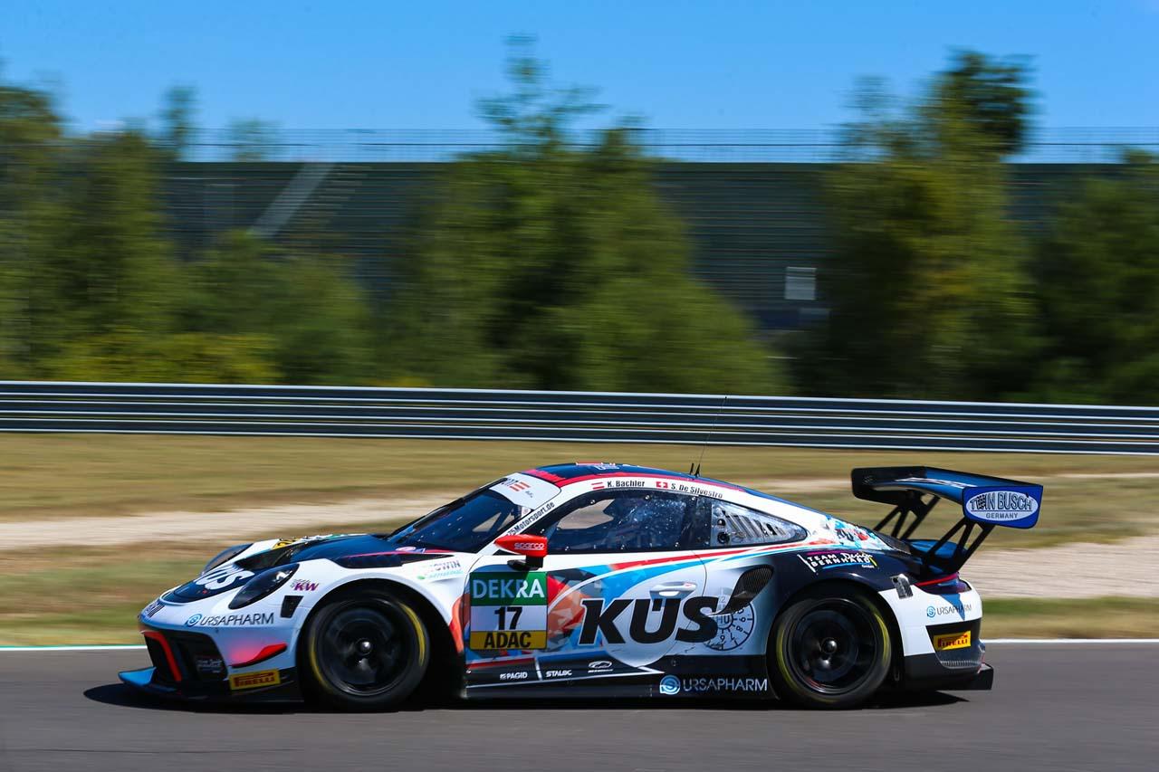 KÜS Team75 Bernhard: ADAC GT Masters am Lausitzring