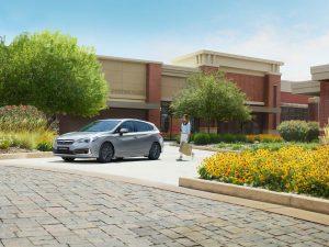 Subaru Impreza: Aufwertung zum neuen Modelljahr