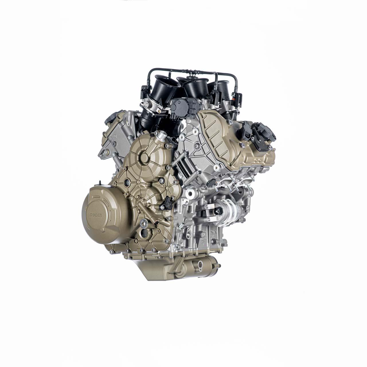 Ducati: Neuer Motor als Leichtgewicht
